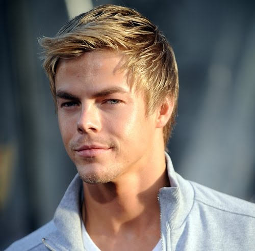 Derek Hough- dancing with the stars. He is the best dancer and choreographer on that show!! Love to watch him dance!