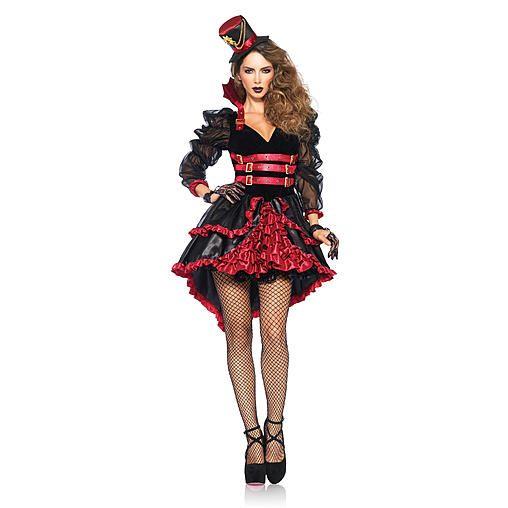 Leg Avenue Victorian Vamp Steampunk Costume $42.69