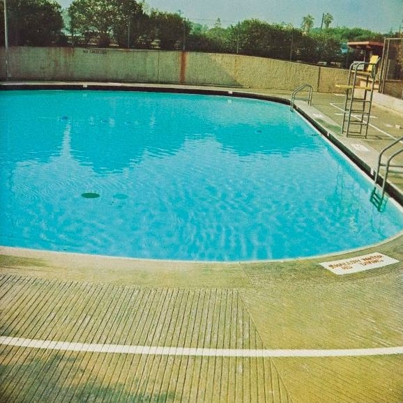 Ed Ruscha 1968 Life By The Pool Pinterest Swimming Pools And Blog