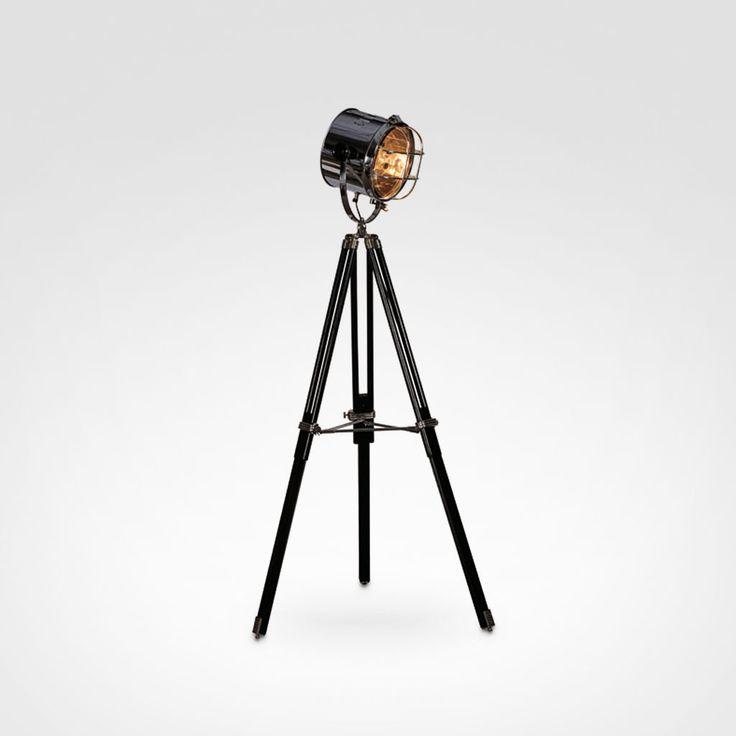 Luminária de Chão Holofote - TRI004 - Dalicasa | Arkpad