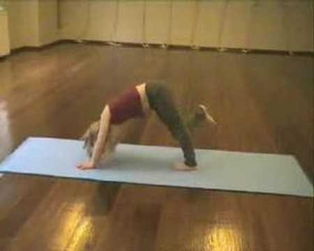 J/M Yoga: Yogaspelletjes met kleine kinderen