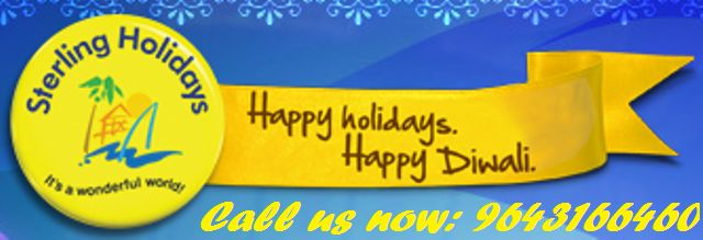 Sterling Holidays Delhi NCR - India's Leading Vacation Ownership & Timeshare Company | +91-9643166460 http://www.sterlingholidaysdelhincr.com/