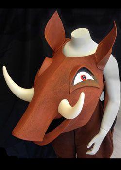 pumba lion king costume buy