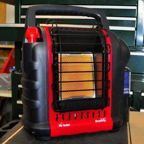 portable propane heater indoor outdoor clean burn heat propane hunting tent camp - Indoor Propane Heaters