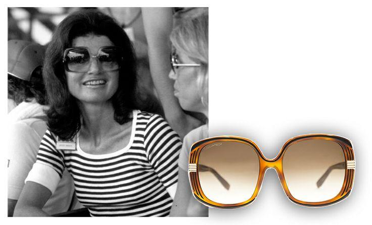 Jackie Kennedy lunettes de soleil Dsquared http://www.vogue.fr/mode/shopping/diaporama/lunettes-de-star-shopping-inspiration-printemps-ete-2014/19072/image/1007134#!jackie-kennedy-lunettes-de-soleil-dsquared