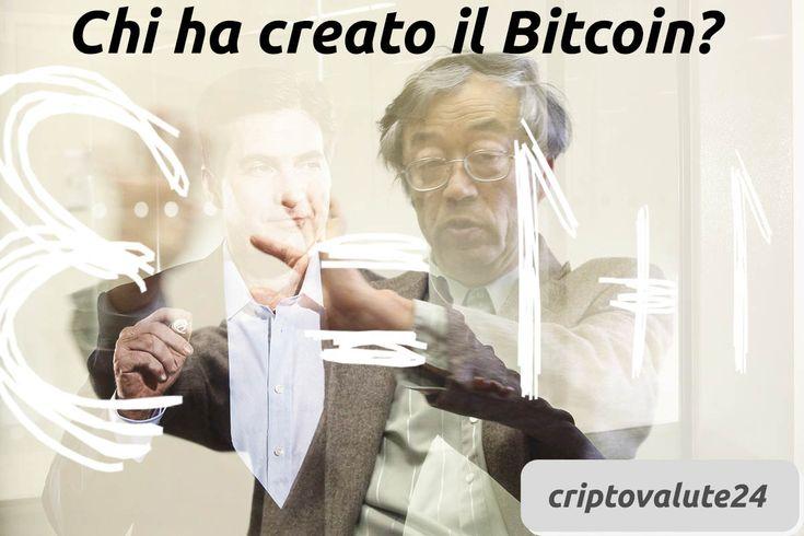 #Guide #bitcoin #Satoshi_Nakamoto Chi ha creato Bitcoin? Tutto su Satoshi Nakamoto