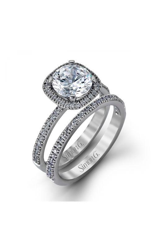 Lovable engagement ring. #Simon #G #rings #ohio