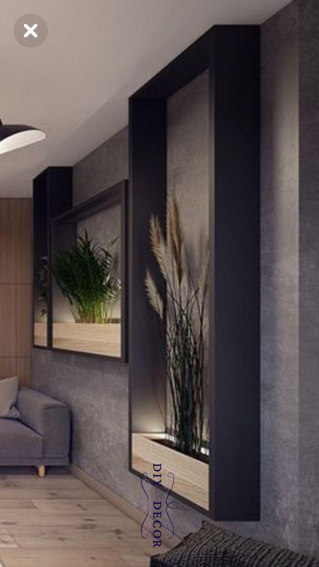 Merdiven Duvarina Sahanlikta Sonra Duvarina Merdiven Raumteiler Sahanlikta Sonra Tips In 2019 Pinterest Decor Home Decor And Wall Decor Contemporary Home Decor Home Decor Minimalist Living Room