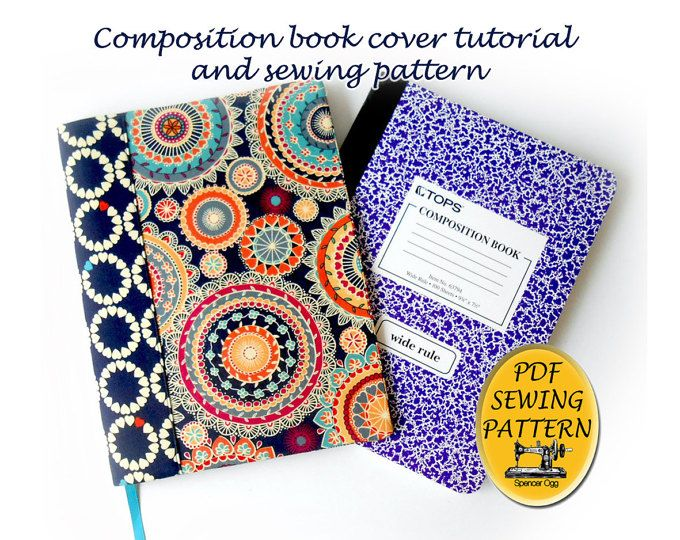 Composition Book Cover Diy ~ The best composition notebook covers ideas on