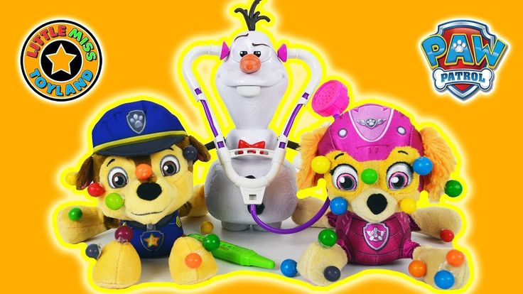 Paw Patrol Ryder Gets Sick Pictures To Pin On Pinterest – Dibujos