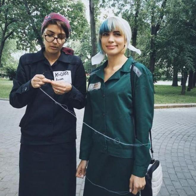 Nadya e la macchina da cucire: la protesta della Pussy Riot
