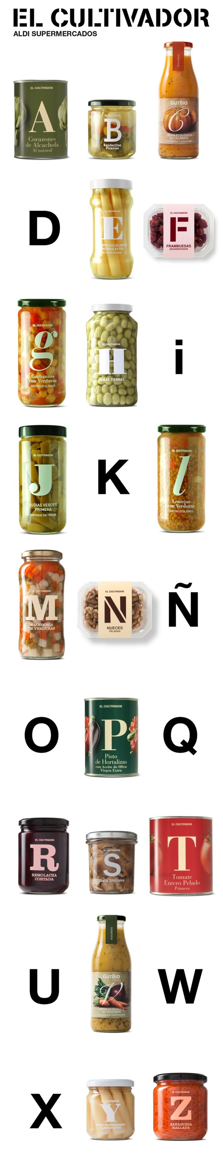 El Cultivador — The Dieline - Branding & Packaging Design