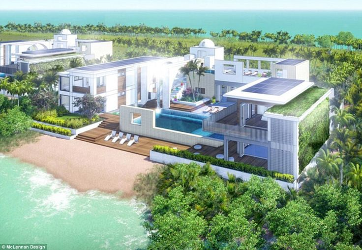 "Gallery - Leonardo DiCaprio Taps Jason McLennan to Design ""Restorative"" Eco-Resort in Belize - 1"