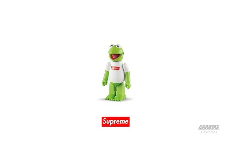 Supreme Kermit HD Wallpaper