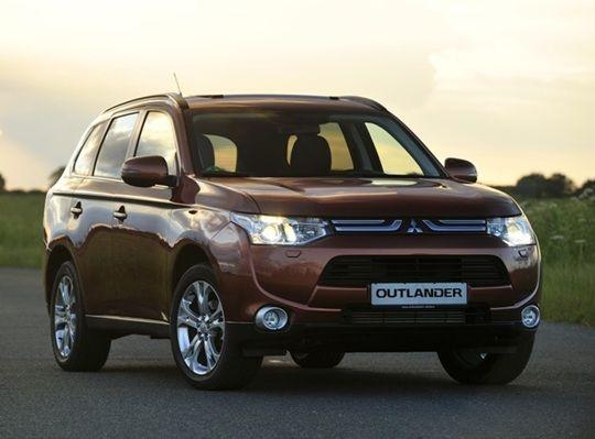 Car Review: New Mitsubishi Outlander - Confused.com