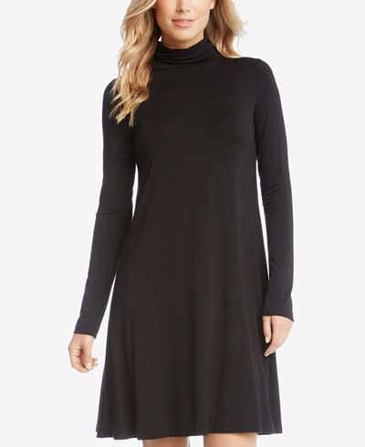 Karen Kane Turtleneck Dress - Sale & Clearance - Women - Macy's