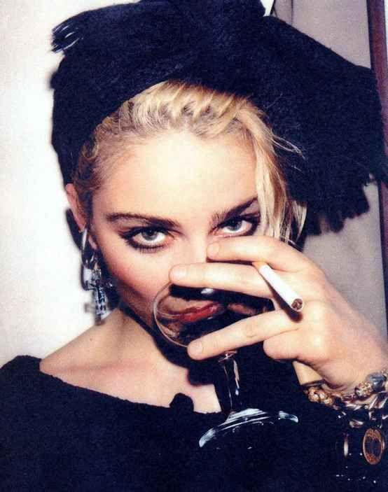 Madonna's daughter Lourdes caught smoking: 'I wasn&apos ...