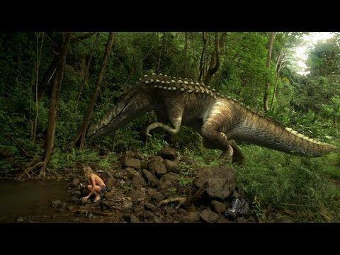 DinoCroc (2004) - Filme de Terror e Ficção Completo Dublado
