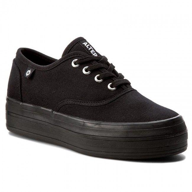 1f6fe9b030df Teniszcipő ALTERCORE - HF01-LOW Black | Cipő | Cipők