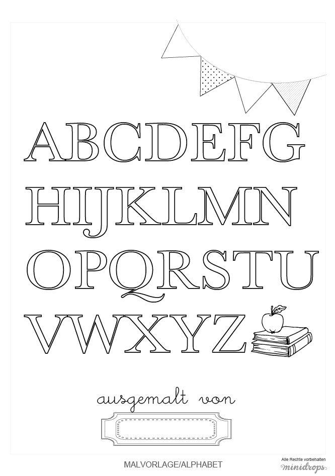 17 Best ideas about Malvorlagen Kostenlos on Pinterest | Schriften ...
