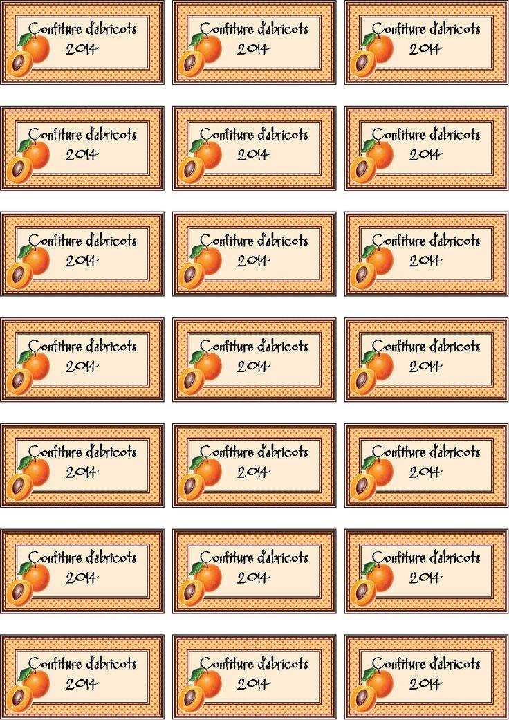 1000 images about id es pour la maison on pinterest - Confiture d abricots maison ...