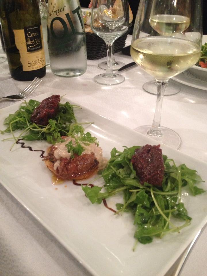 #whitewine #dinner #foodie