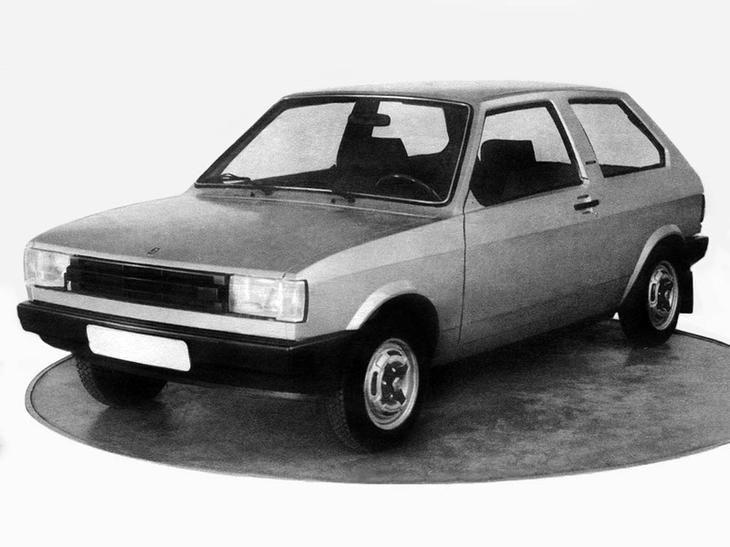 52. Уже в 1974 году ВАЗ приступил к конструированию переднеприводных машин
