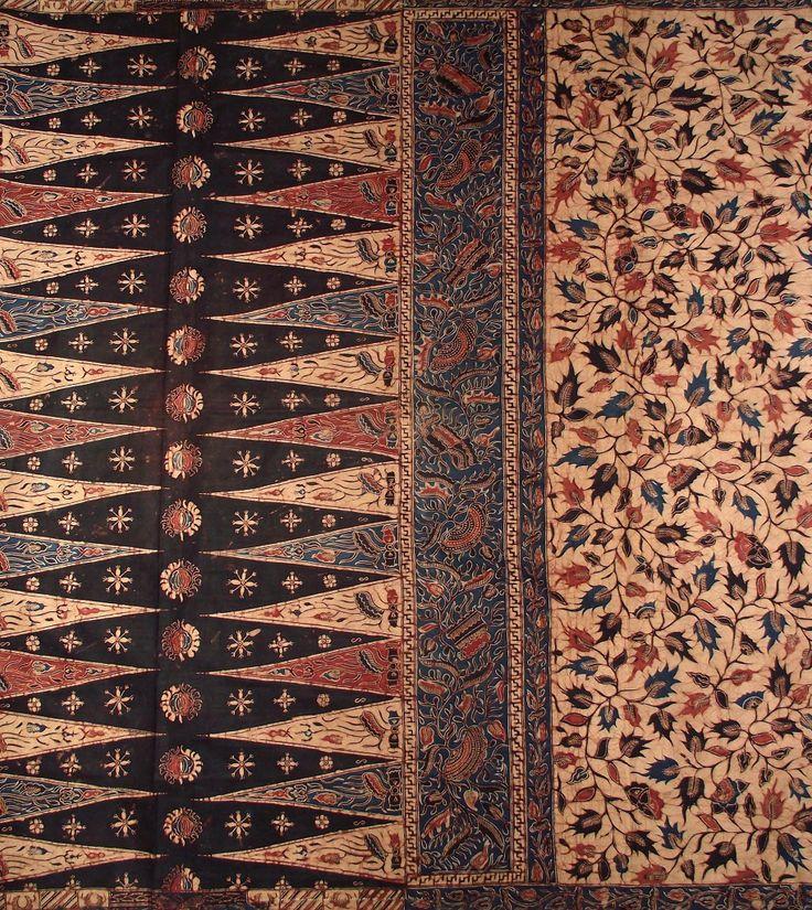 Antique Batik for reproduction