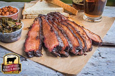 Angry Texan Brisket Rub ~~~ Ingredients ~ 3/4 cup paprika ~ 1/2 cup black pepper ~ 1/3 cup coarse kosher salt ~ 1/4 cup brown sugar ~ 3 TBS granulated garlic ~ 3 TBS onion powder ~ 2 tsp ancho chili pepper ~ 2 tsp cayenne ~ 1 tsp cumin