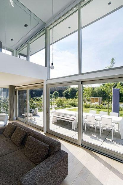 Mooi interieur door MoreFloors vloeren Breda
