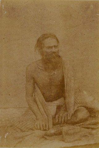 Rare Photos Of Indian Mutiny / Sepoy Mutiny / Indian Rebellion / Uprising Of 1857 - MERE PIX Indian Mutiny Rebel Leader Nana Sahib Peshwa