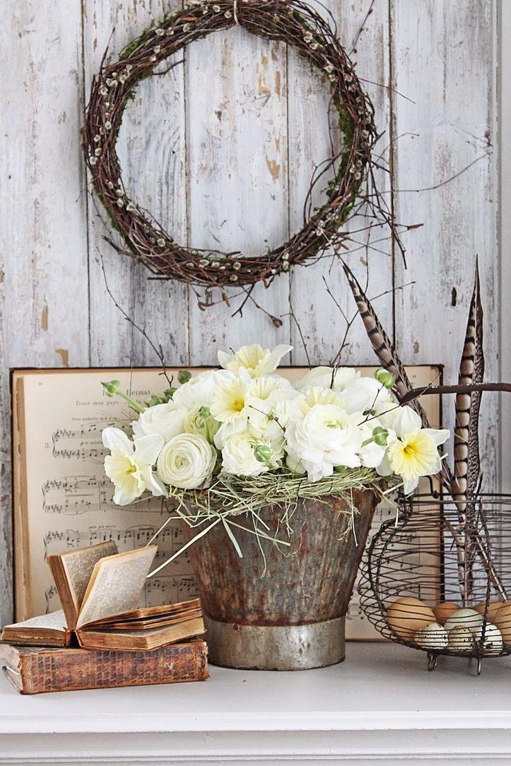 235 best decor spring 2015 images on pinterest flowers cottage