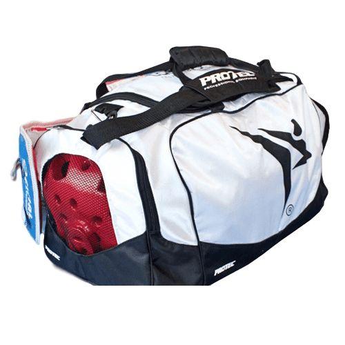 #Bolsa de Deporte Taekwondo Protec Fiere - €46.99   http://soloartesmarciales.com   #Protec #Taekwondo #SoloArtesMarciales #KarateKumite #Daedo #Mizuno #MMA #Tatami #Hapkido #Sambo