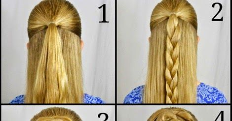 Swept Up Rose Braid Bun Hairstyle | Beauty, Health, Travel and Technology News and Local Services