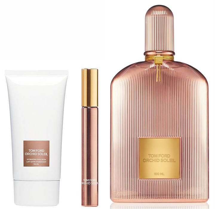 Tom Ford Orchid Soleil Fall 2017 Collection launches in September with a new makeup and fragrance items in a rose, gold limited edition packaging.