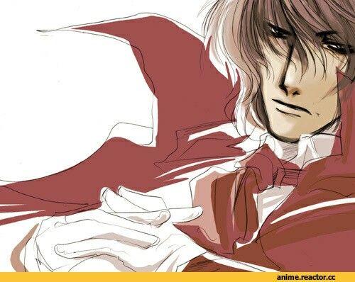 Alucard, Hellsing