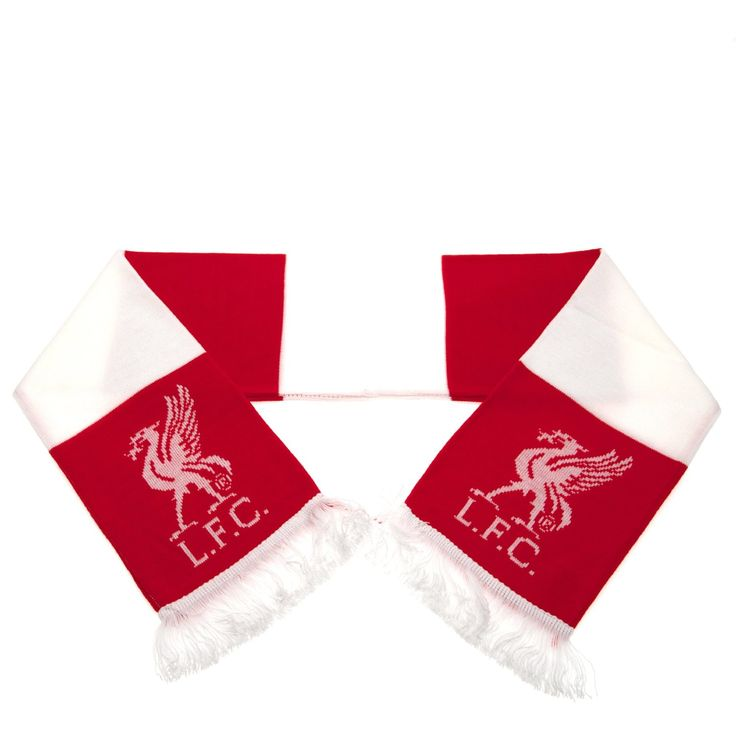 Amazon.com : Liverpool F.C. Bar Scarf : Sports Fan Scarves : Sports & Outdoors