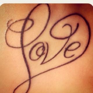 Cute tattoo:)