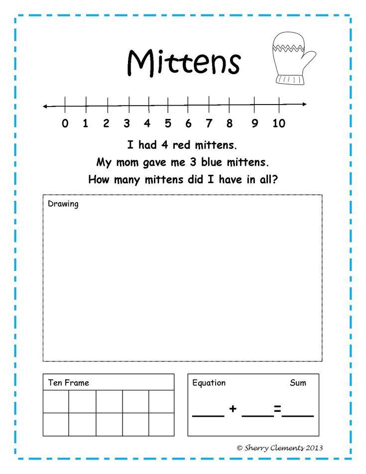 738 best Kindergarten Math images on Pinterest Kindergarten math - ten frame template