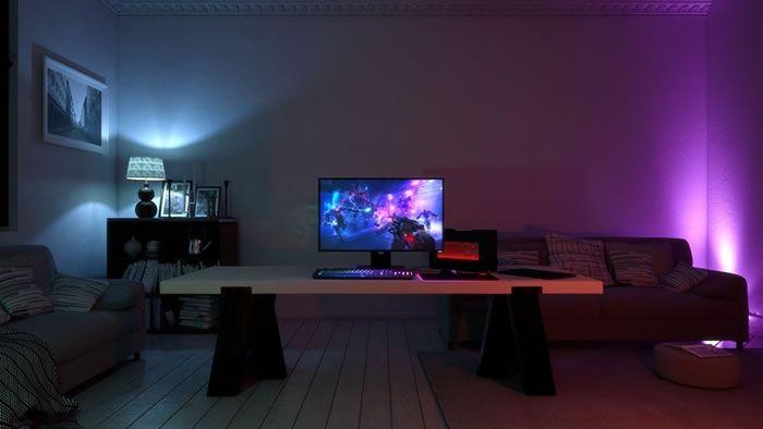 Представленный на CES 2017 Razer Project Ariana добавит спецэффекты во время игр    Компания Razer во время выставки CES 2017, которая сейчас проходит в Лас-Вегасе (Невада, США), рассказала об инициативе Project Ariana, которая призвана вывести компьютерные игры на новый уровень.    #wht_by #razer #CES_2017 #игры #проектор #дисплей    Читать на сайте…