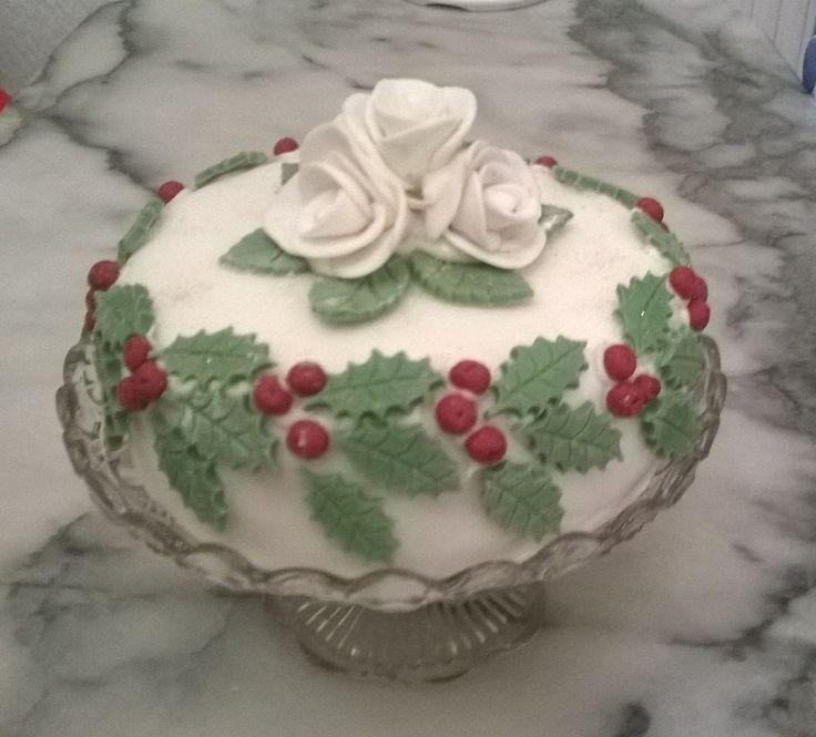Christmas Cake 2015