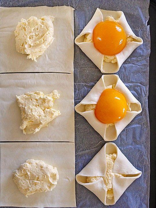 Quark – Pfirsich – Partikel   – Essen