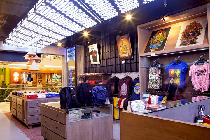 DAMN I love Indonesia brand store by ACRD Jakarta Indonesia 04  DAMN! I love Indonesia brand store by ACRD, Jakarta – Indonesia