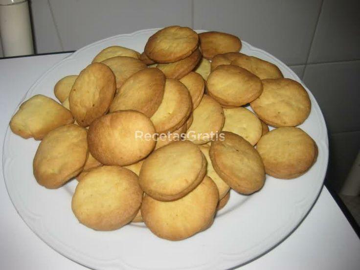 Receta de Galletitas rapidas y faciles de naranja.