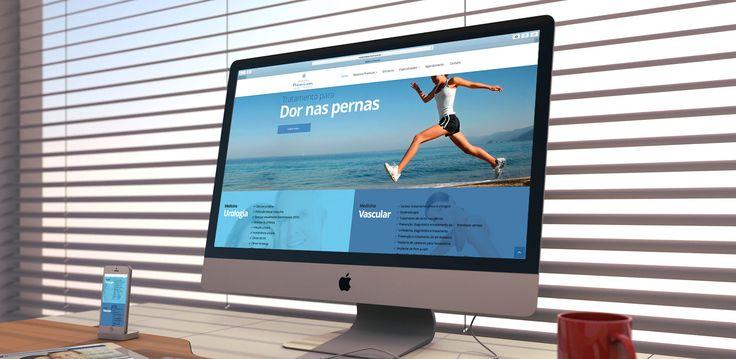 Medicina Premium - Desenvolvimento de site.  #agenciadecomunicacao #webdesigner #webmarketing #web