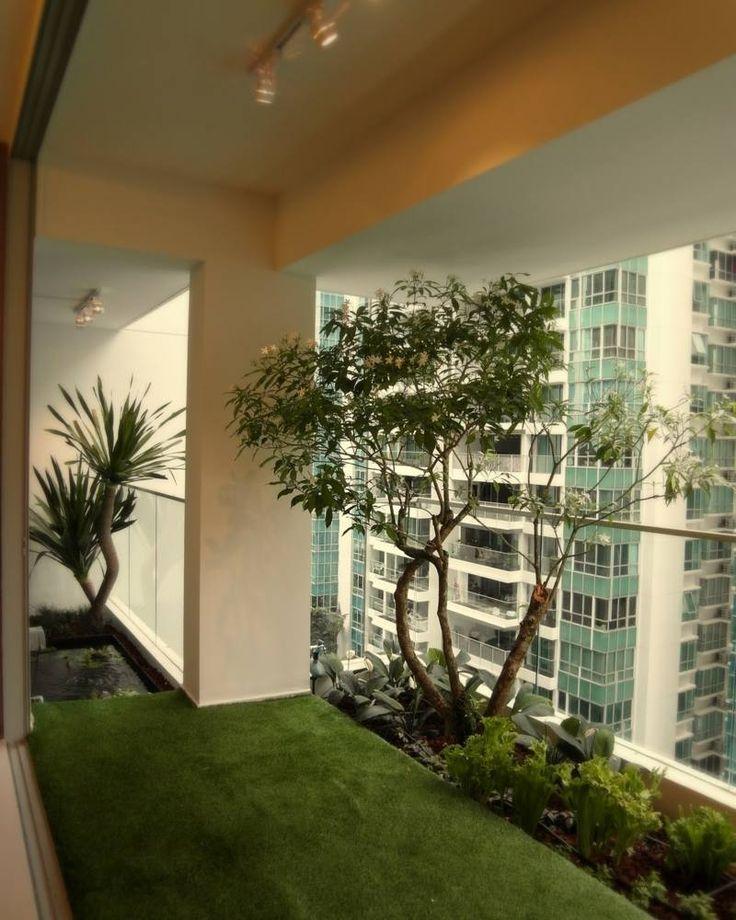 die besten 25 kunstrasen balkon ideen auf pinterest. Black Bedroom Furniture Sets. Home Design Ideas