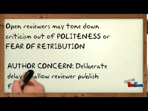 What is peer review? - in less than 3 minutes.