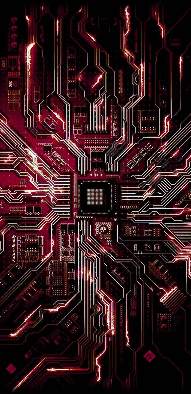 Chip Iphone Motherboard Wallpaper Motherboard Chip Iphone Wallpaper Phone Wallpaper Design Computer Wallpaper Hd Technology Wallpaper