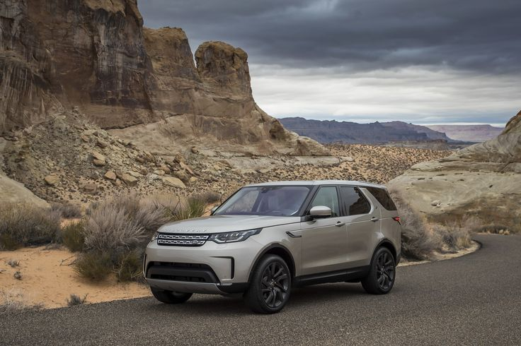 New Land Rover Discovery Arriving In UK This Week Starting From £43,495 [131 Pics]