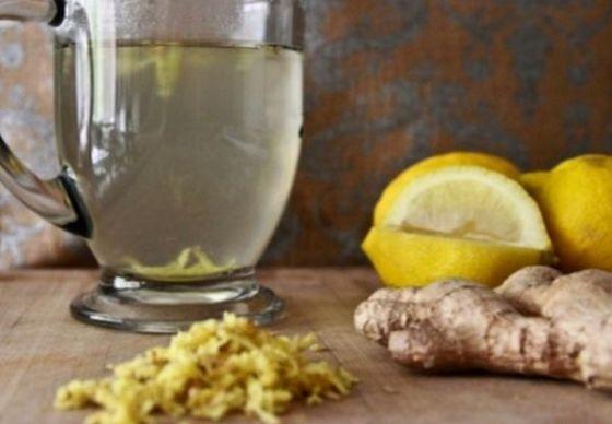 Sanatate curata: apa de ghimbir si lamaie! O poti prepara acasa!